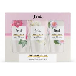 Chollo - Pack 3x Crema de Manos FIND (3x75 ml)