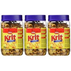 Chollo - Pack 3x Cuétara Krit Piscis Galletitas saladas (3x350g)