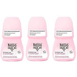 Chollo - Pack 3x Desodorante Le Petit Marseillais Leche Vainilla (3x50ml)
