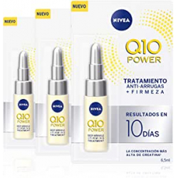 Chollo - Pack 3x Tratamiento Anti-arrugas + Firmeza Nivea Q10 Power 10 días (3x6.5 ml)