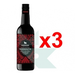 Chollo - Pack 3x Vermouth Rojo Osborne (3x750ml)