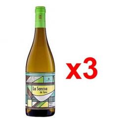 Chollo - Pack 3x Vino blanco La Sonrisa de Tares DO Bierzo 3x75cl