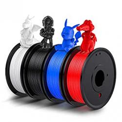 Chollo - Pack 4 Bobinas de Filamento PLA Labists 1.75mm (4x250g)