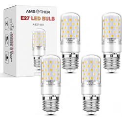 Chollo - Pack 4 bombillas LED Ambother E27 8W