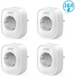 Chollo - Pack 4 Enchufes inteligentes Gosund Wifi Alexa