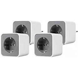 Chollo - Pack 4 Enchufes Inteligentes Osram Smart+ Plug