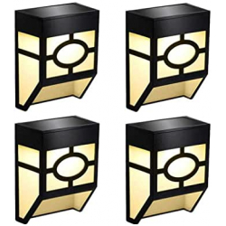 Chollo - Pack 4 Luces solares Edyell