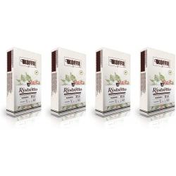 Pack 40 cápsulas KoffieCup Ristretto compostables para Nespresso
