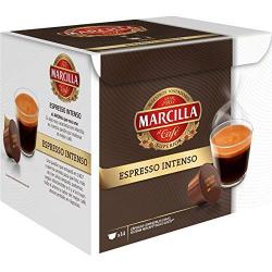 Chollo - Pack 42 Cápsulas Marcilla Espresso Intenso para Nescafe Dolce Gusto