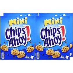Chollo - Pack 4x Chips Ahoy! Mini Galletas con Chocolate
