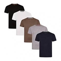 Chollo - Pack 5 Camisetas FM London