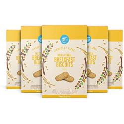Chollo - Pack 5 Paquetes de galletas para desayuno Happy Belly 5x300g