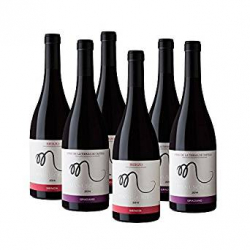 Chollo - Pack 6 Botellas Vino Tinto Manuscrito