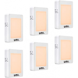Chollo - Pack 6 Luces nocturnas con sensor Umi. by Amazon - E-NFG-12076