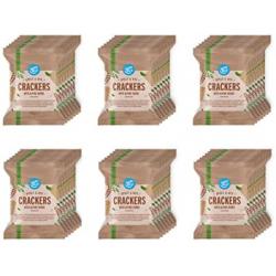 Chollo - Pack 6 Paquetes Crackers espelta hierbas alpinas 6x133g