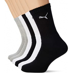 Chollo - Pack 6 pares de calcetines Puma Sport Cush
