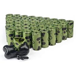Chollo - Pack 600 bolsas para excrementos PiCoon Bio con dispensador y clip
