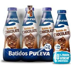 Chollo - Pack 6x Batido de cacao Puleva (6x1L)