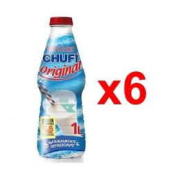Chollo - Pack 6x Chufi Horchata Original (6x 1L)