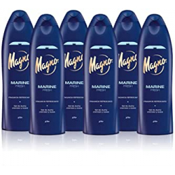 Chollo - Pack 6x Gel de Ducha Magno Marine Fresh (6x550ml)