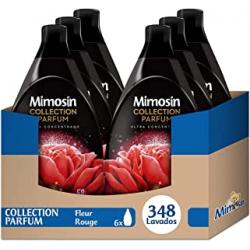 Chollo - Pack 6x Mimosín Collection Parfum Suavizante Ultraconcentrado (348 Lavados)