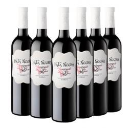 Chollo - Pack 6x Pata Negra Apasionado Vino Tinto D.O Jumilla (6x750ml)