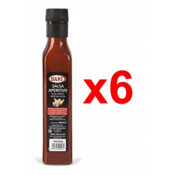 Chollo - Pack 6x Salsa para aperitivo Dani (6x250ml)