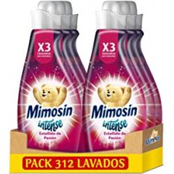 Chollo - Pack 6x suavizante concentrado Mimosín Intense Estallido de Pasión 312 lavados