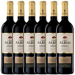 Chollo - Pack 6x Viña Albali Reserva D.O. Valdepeñas (6x750ml)