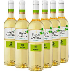 Chollo - Pack 6x Vino Blanco de Rueda Mayor de Castilla Verdejo (6x750ml)