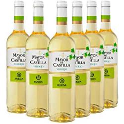Chollo - Pack 6x Vino blanco Mayor de Castilla DO Rueda (6x750ml)
