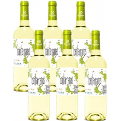 Chollo - Pack 6x Vino Blanco de Rueda Verdejo Cantarranas 2018 (6x750ml)