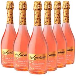 Chollo - Pack 6x Vino Espumoso Don Luciano Pink Moscato (6x750ml)