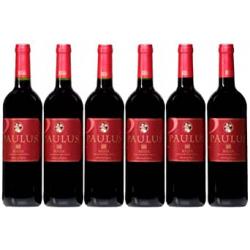 Chollo - Pack 6x Vino tinto Paulus Rioja joven 6x750ml