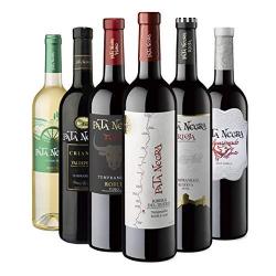 Chollo - Pack 6x Vinos Pata Negra Denominaciones de Origen (6x750ml)