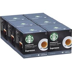 Chollo - Starbucks Espresso Roast NESCAFÉ Dolce Gusto Pack 6x12 cápsulas
