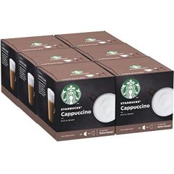 Chollo - Pack 72 Cápsulas Starbucks para Nescafé Dolce Gusto (6x12)