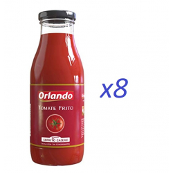 Chollo - Pack 8 Frascos Orlando Tomate Frito (8x500ml)