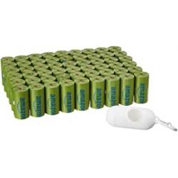 Chollo - Pack 810 Bolsas para Recogida de Excrementos + Dispensador