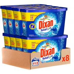 Chollo - Pack 8x Dixan Duo Detergente en Cápsulas (112 Lavados)