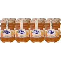 Chollo - Pack 8x Hero Confitura Extra Naranja Amarga Todo Natural (8x345g)