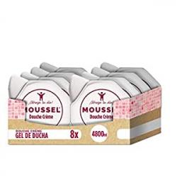 Chollo - Pack 8x Moussel Douche Crème Gel Dermohidratante (8x600ml)