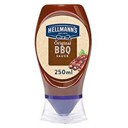 Chollo - Pack 8x Salsa Barbacoa Hellmann's Bocabajo (8x250ml)