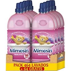 Chollo - Pack 8x Suavizante Mimosín Moussel Concentrado (528 lavados)