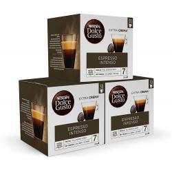 Chollo - Pack 90 Cápsulas Nescafé Dolce Gusto Magnum Espresso Intenso (3x30)