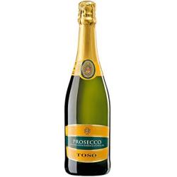 Chollo - Pack de 2 Botellas de Toso Prosecco Spumante Extra Dry