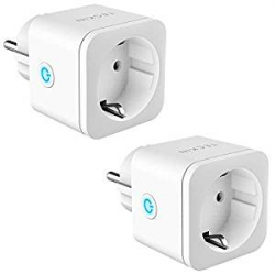 Pack de 2 Enchufes Inteligentes Teckin SP21 Smart Socket (3300W)
