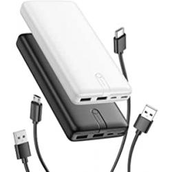 Chollo - Pack de 2 Powerbanks IEsafy 20000mAh - IE-MPA0005-2-ES