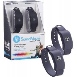 Chollo - Pack de 2 Pulseras Soundmoovz Muzic by Mooving (41238)
