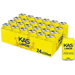 Chollo - Pack de 24 latas de KAS Limón 24x33cl